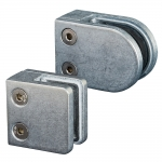 Zinc Alloy Glass Clamps (Zamak)