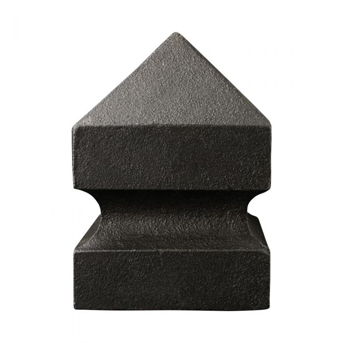 Shaped Box Cap to Suit 100mm Box