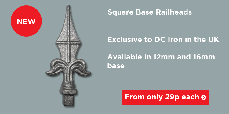 Square Base Railheads