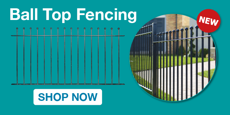 Ball Top Fencing