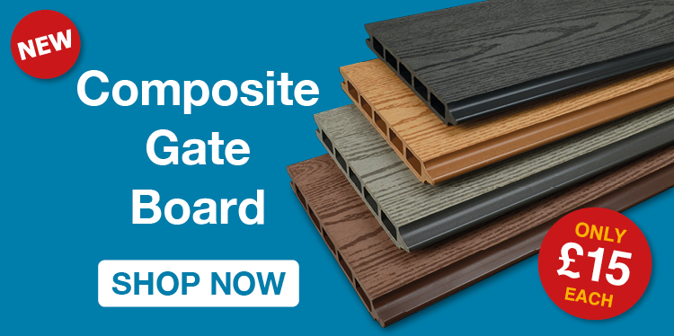 Composite Gate Boards
